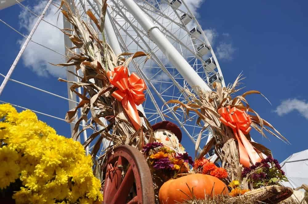 Fall at the Great Smoky Wheel