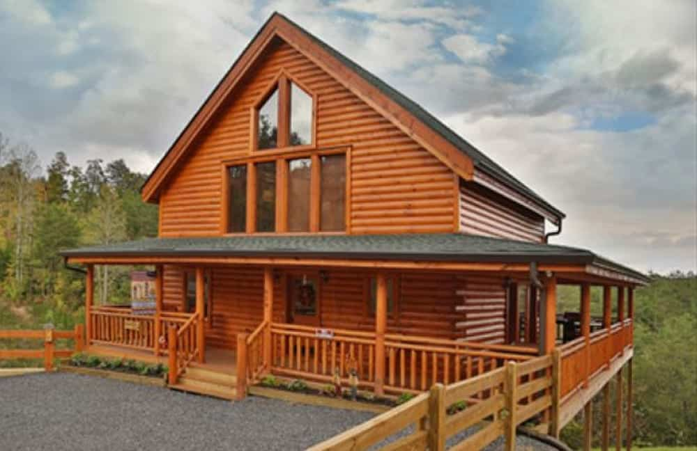 Ryders View 1 bedroom cabin in pigeon forge