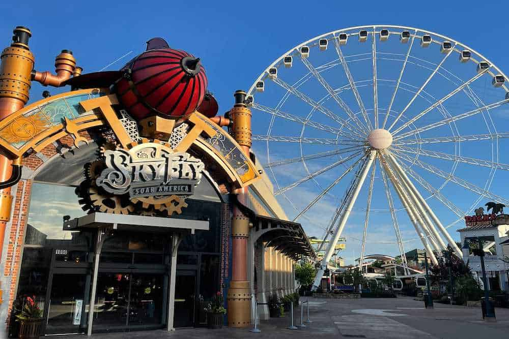 Top 4 Things You Need to Know About Sky Fly Soar America in Pigeon Forge